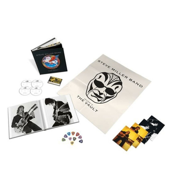 Steve Miller Band - Welcome To The Vault (Limited CD Box)