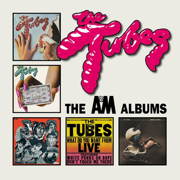 The Tubes - The A&M Albums (CD Box)