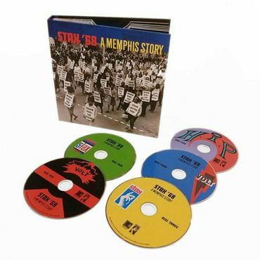 Various Artists - Stax '68: A Memphis Story