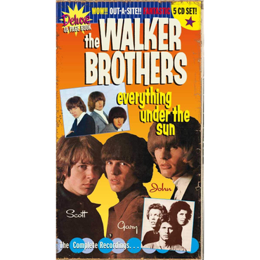 Walker Brothers - Everything Under The Sun