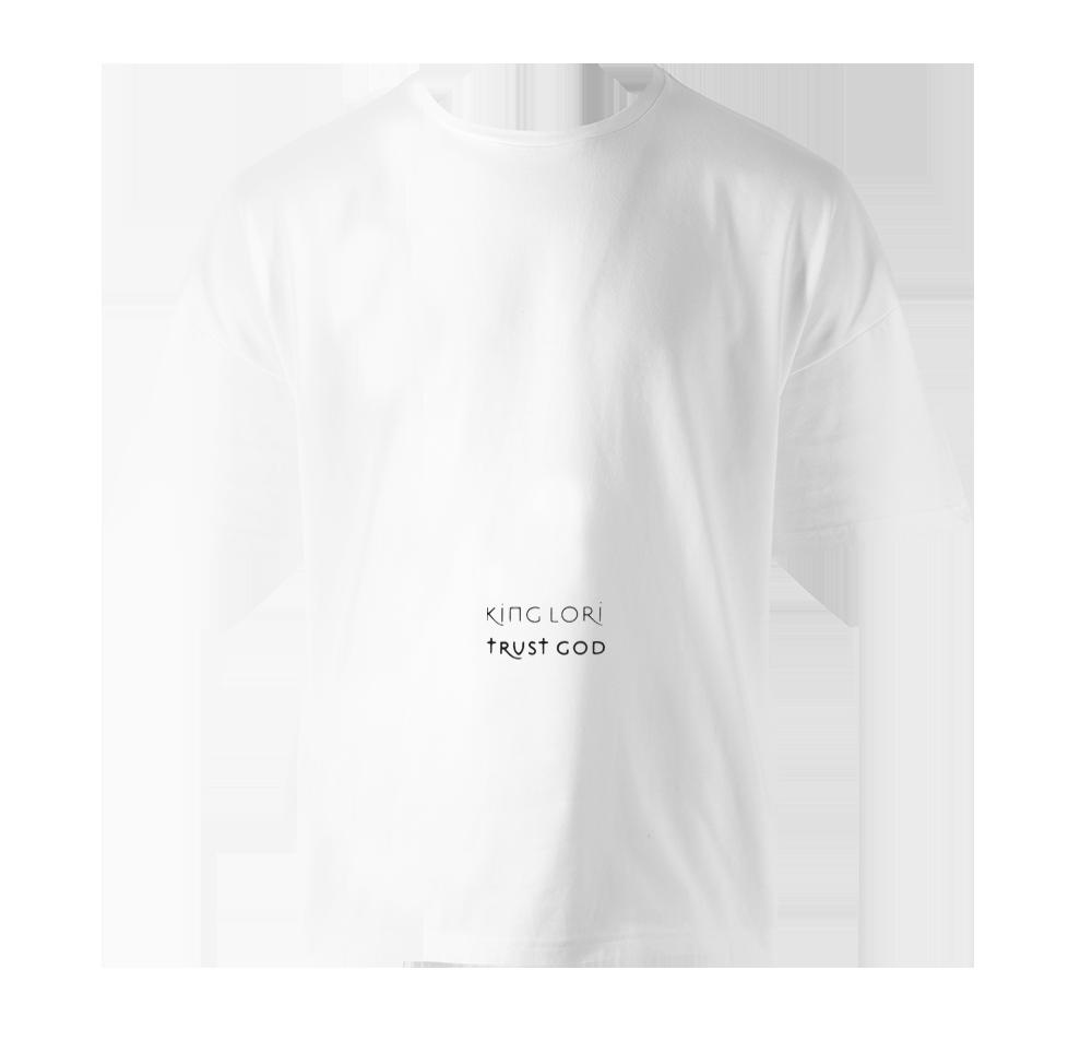 LOREDANA T-Shirt oversize white