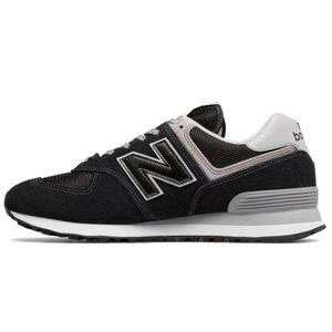 New Balance ML574EGK Herren Sneaker schwarz grau – Bild 2