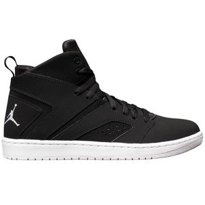 Jordan Flight Legend Herren Basketball Sneaker schwarz weiß