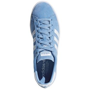 adidas Originals Campus Damen Sneaker ash blue white – Bild 4