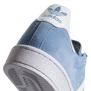 adidas Originals Campus Damen Sneaker ash blue white – Bild 2