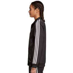 adidas Originals Contemp BB Track Top Damen schwarz weiß – Bild 4