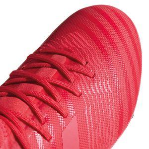 adidas Nemeziz 17.3 FG Herren Fußballschuh CP8987 rot  – Bild 6
