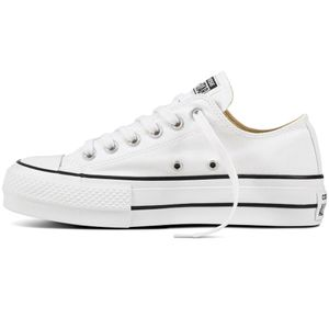 Converse CT AS LIFT OX Chuck Taylor All Star 560251C weiß – Bild 2