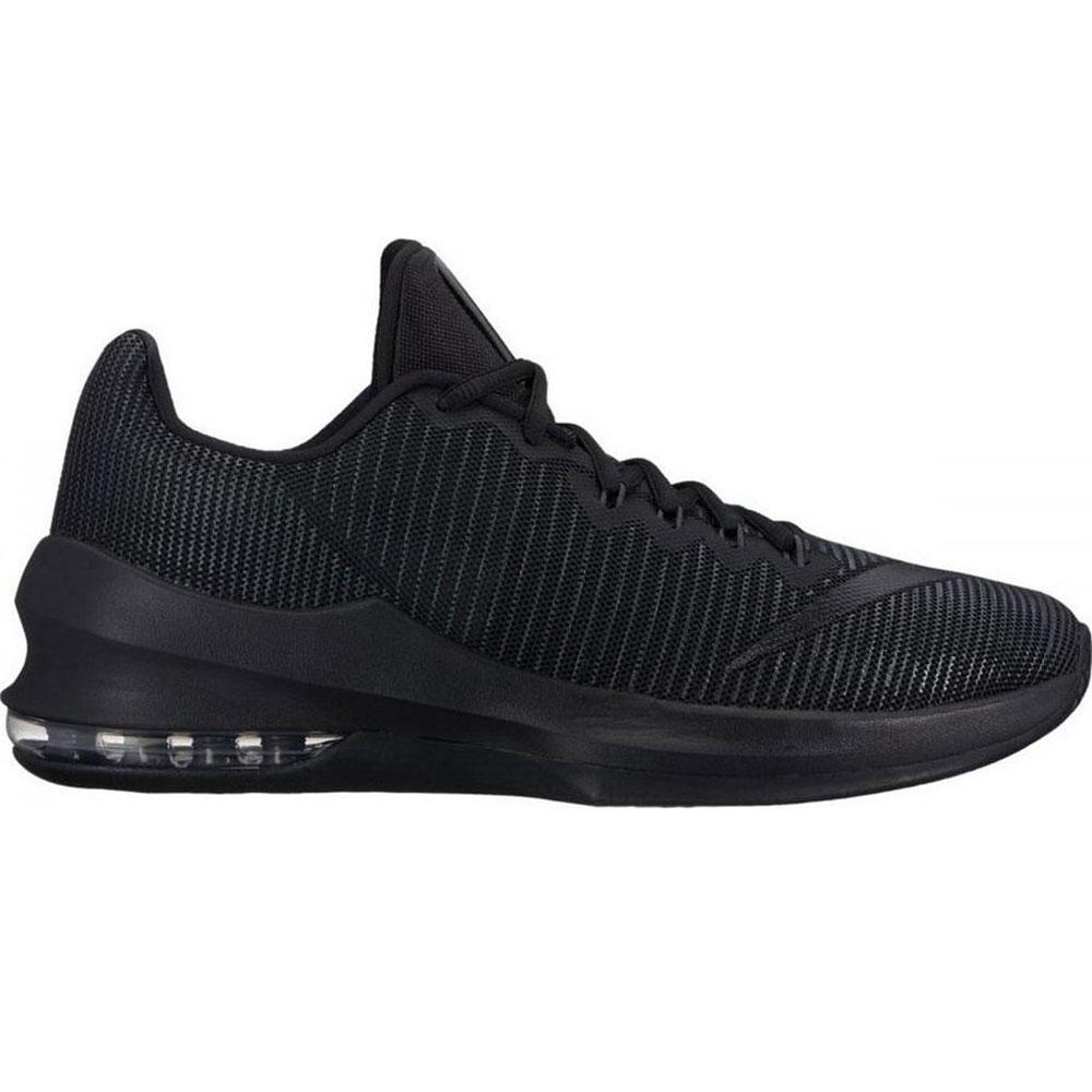 Nike Low Sneaker Max Herren Air Schwarz 2 908975 Infuriate 001 6g7fyb