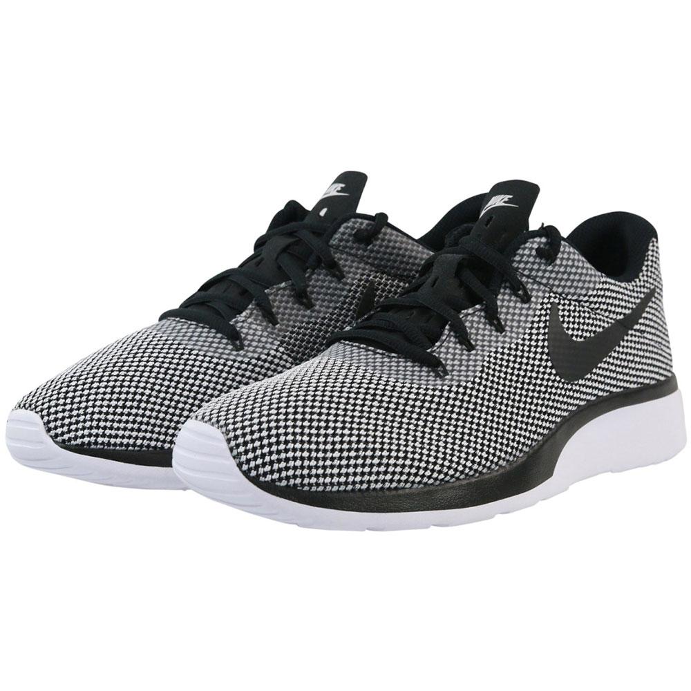 Nike Tanjun Racer Herren Sneaker weiß schwarz 921669 004 – Bild 3