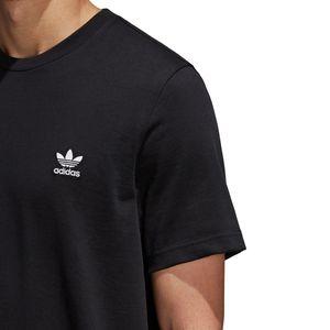 adidas Originals Standard Tee Herren T-Shirt CW0711 schwarz  – Bild 6