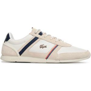 Lacoste Menerva Herren Sneaker off white navy 7-35CAM0078WN1 – Bild 1