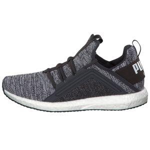 Puma Mega NRGY Knit Herren Sneaker grau schwarz weiß 190371 11 – Bild 2