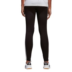 adidas Originals 3-Stripes Tight Damen Leggings schwarz weiß CE2441 – Bild 5