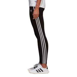 adidas Originals 3-Stripes Tight Damen Leggings schwarz weiß CE2441 – Bild 3