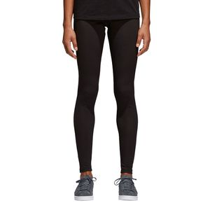 adidas Originals Trefoil Tight Damen Leggings schwarz CW5076 – Bild 3