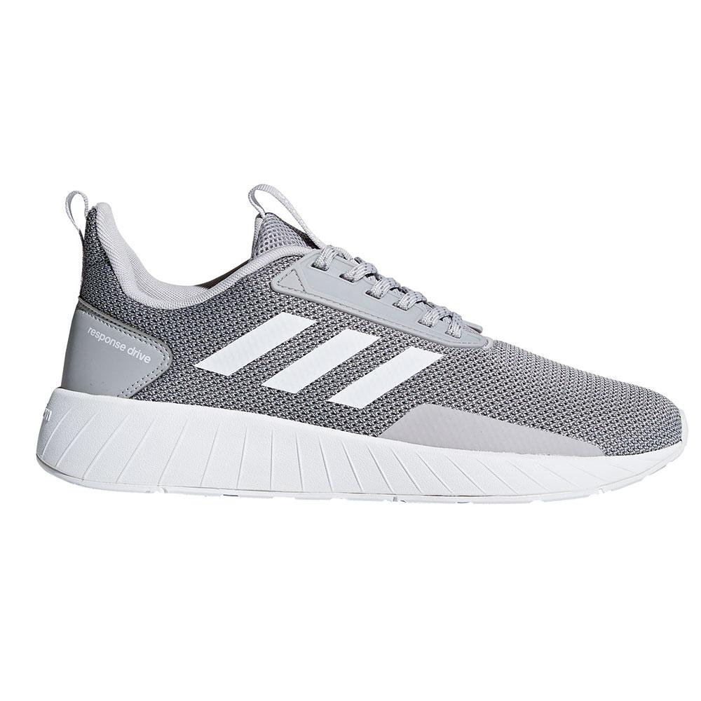 adidas neo Questar Drive Herren Sneaker grau weiß DB1560