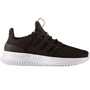 adidas neo Cloudfoam Ultimate Kinder Sneaker schwarz weiß AQ1687 – Bild 1