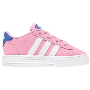 adidas neo Daily 2.0 I Kinder Sneaker DB0664 pink weiß lila