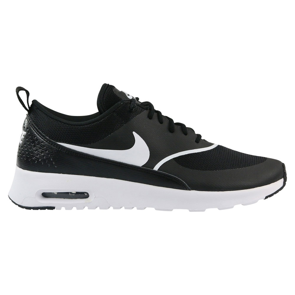 air max thea schwarz damen