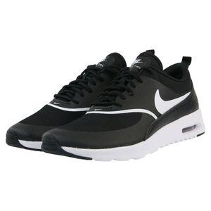 Nike WMNS Air Max Thea Damen Sneaker schwarz weiß 599409 028 – Bild 4