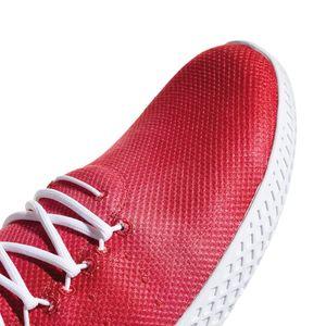 adidas Originals PW HU Holi Tennis HU Sneaker rot weiß DA9615 – Bild 3