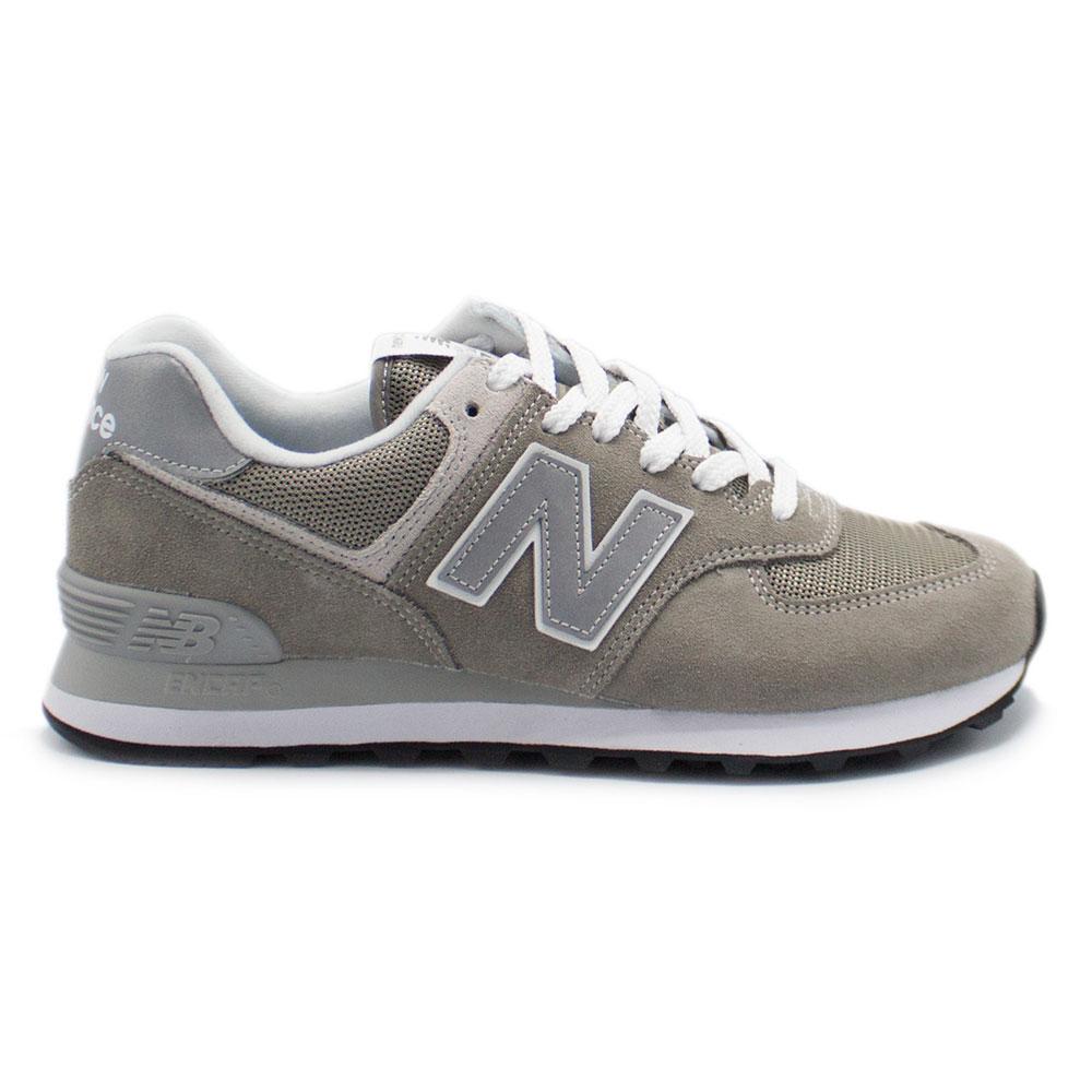 New Balance ML574EGG Herren Sneaker 633531-60 121 grau