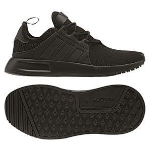 adidas Originals X_PLR J Kinder Sneaker schwarz BY9879 – Bild 3