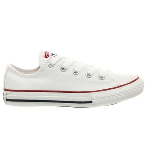 Converse Youth All Star OX Chucks Kinder Weiß 3J256C  – Bild 1