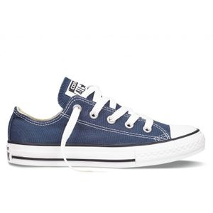 Converse Youth All Star OX Chucks Kinder blau 3J237C  – Bild 1