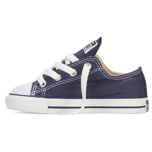 Converse Baby All Star OX Chucks Kinder navy 7J237C  – Bild 2