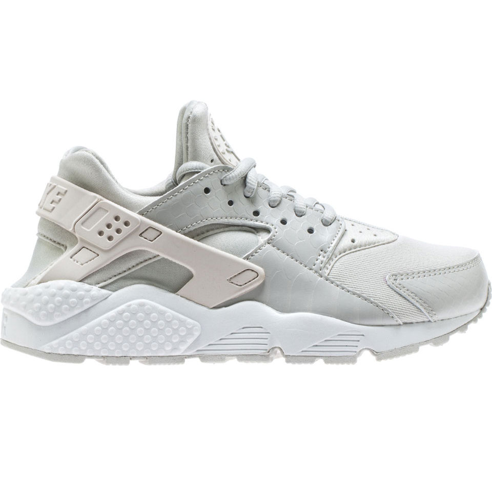 huge selection of 0a25f 3f813 Nike WMNS Air Huarache Run Damen Sneaker grau weiß 634835 02