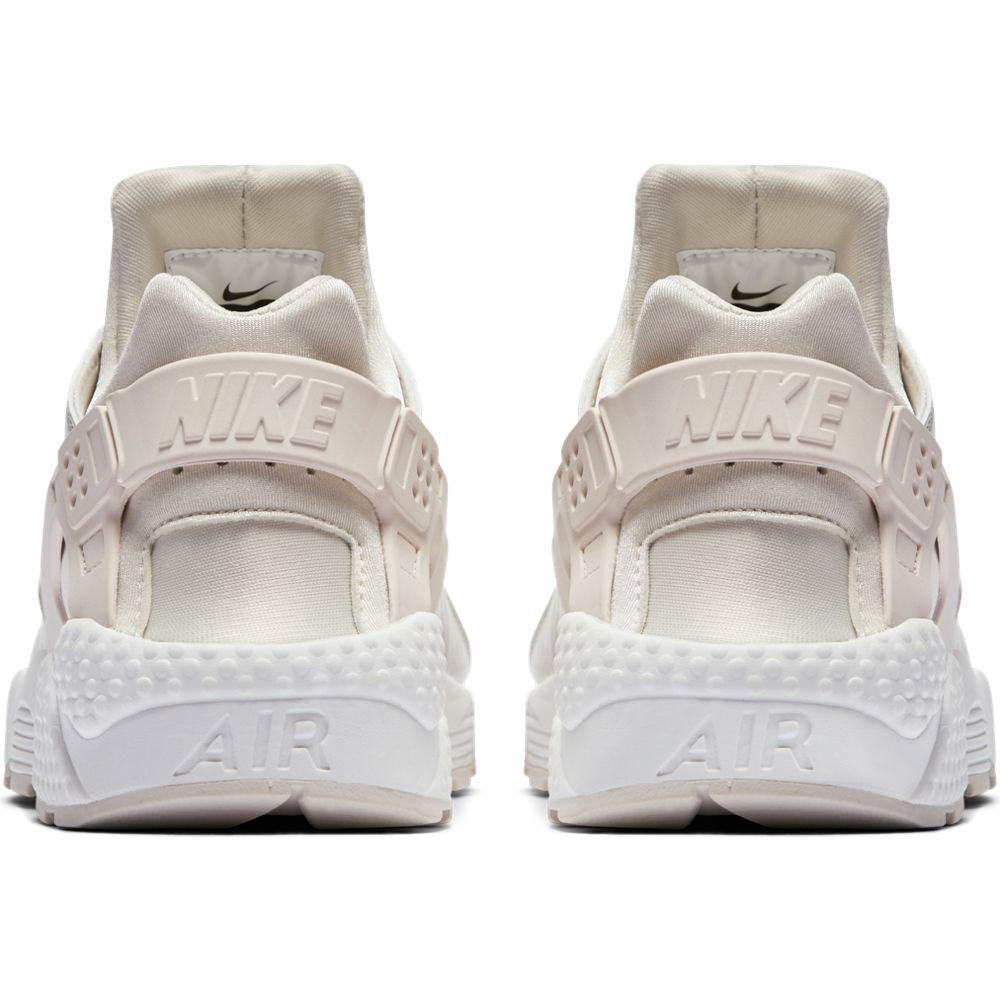 new product 312a8 da437 Nike WMNS Air Huarache Run Damen Sneaker grau weiß 634835 028 – Bild 3