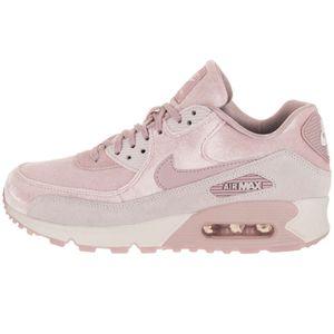 Nike WMNS Air Max 90 LX Damen Sneaker particle rose 898512 600 – Bild 2