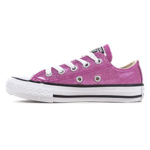 Converse CT AS OX Chuck Taylor All Star Kinder bright violet 660047C – Bild 2