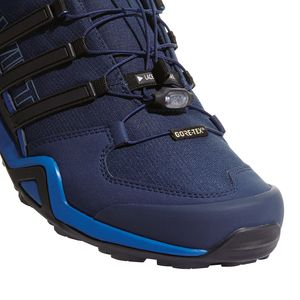adidas Terrex Swift R2 GTX Herren Outdoor Walking blau CM7494 – Bild 3
