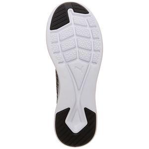 Puma Ignite Flash evoKnit Herren Sneaker schwarz grau weiß 190508 02 – Bild 5