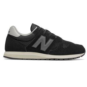 New Balance U520CE Herren Sneaker schwarz weiß grau 618811-60 122 – Bild 1