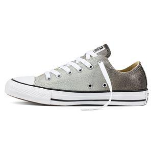 Converse CT AS OX Chuck Taylor All Star ash grey black white 159525C – Bild 2