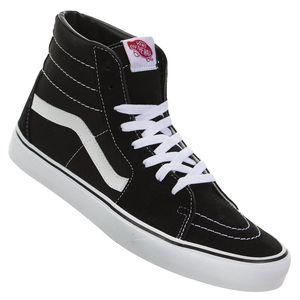 Vans SK8-Hi High-Top Sneaker schwarz weiß VN000D5IB8C – Bild 3