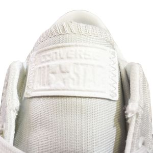Converse Star Player OX Herren Sneaker hellgrau weiß 161074C  – Bild 4