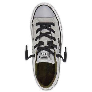 Converse Star Player OX Herren Sneaker hellgrau weiß 159777C – Bild 4