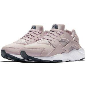Nike Air Huarache Run GS Sneaker particle rose 654280 603 – Bild 2
