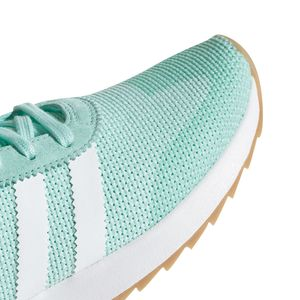 adidas Originals Sneaker Flashback Runner W Damen energy aqua white – Bild 2