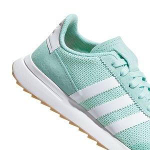adidas Originals Sneaker Flashback Runner W Damen energy aqua white – Bild 3