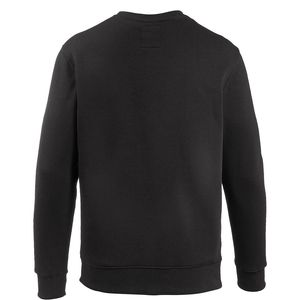 Alpha Industries Basic Sweater Pulli Herren schwarz weiß 178302 03 – Bild 2