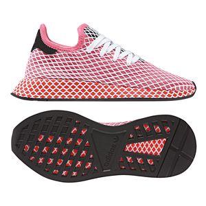 adidas Originals Deerupt Runner W Damen Sneaker pink weiß CQ2910 – Bild 2
