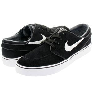 Nike Zoom Stefan Janoski Herren Sneaker schwarz weiß 333824 026 – Bild 3