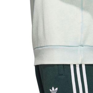 adidas Originals Trefoil Crew Pullover Herren ash green CV8645 – Bild 7