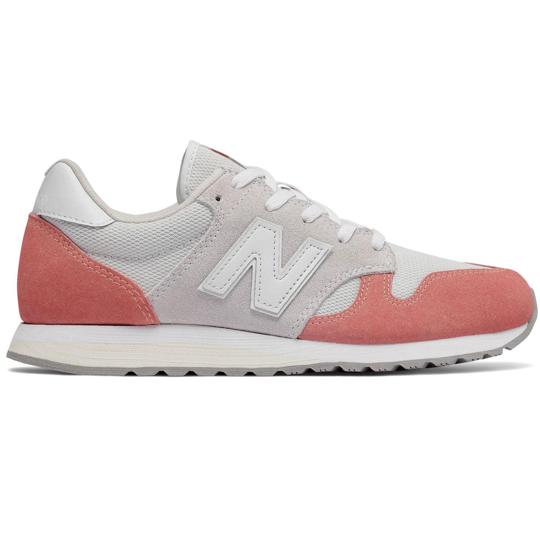 buy online good out x los angeles New Balance WL520TD Damen Sneaker grau coral 618411-50 13